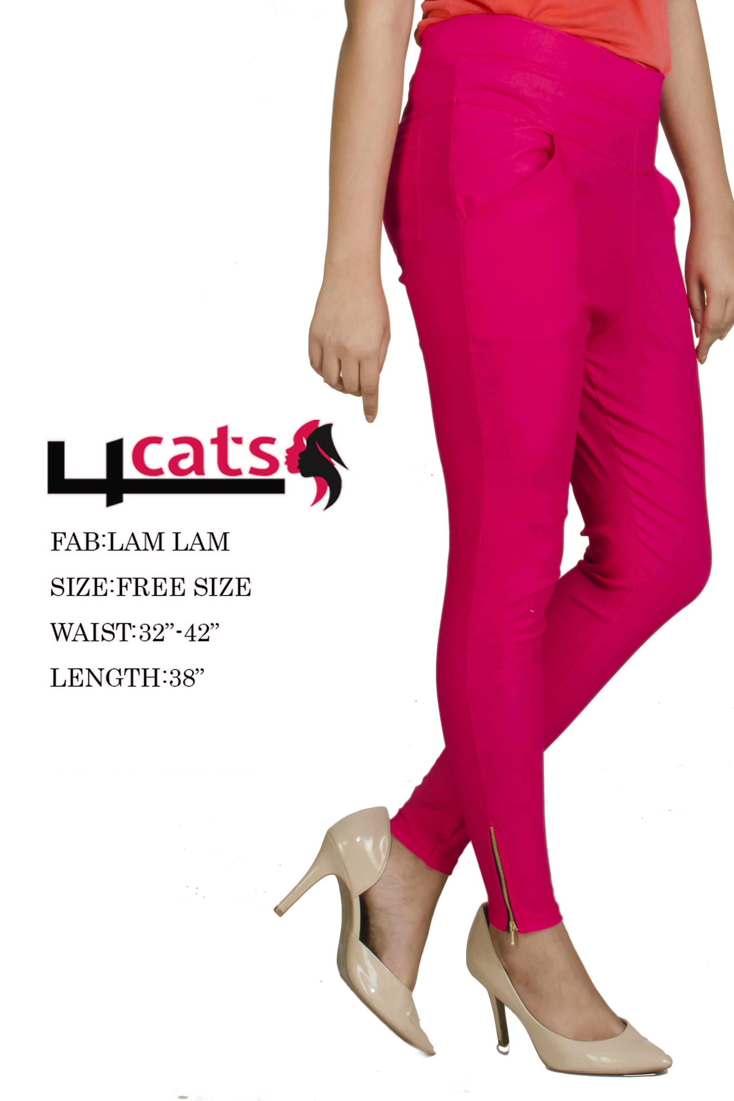 Lam Lam Ankle Length Pant