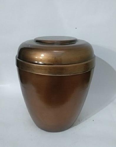 Bronze Metal Urn
