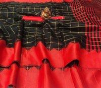 Beautiful Weaving Jacquard Saree