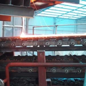 Foam Alkali Chain Plate Machine