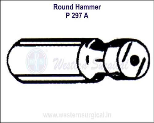 Round Hammer