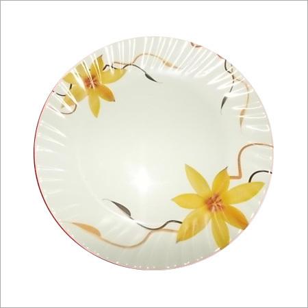 Melamine Opal Plates