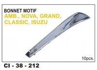 AMB OR GRAND - NONNET MOTIF- ROYL/CI