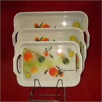 Melamine Kitchen Tray Set