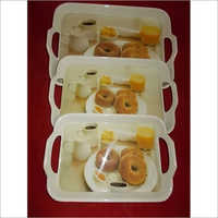 Melamine Tray Set