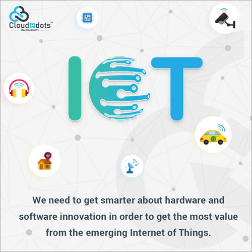 Internet Of Things Solution Services