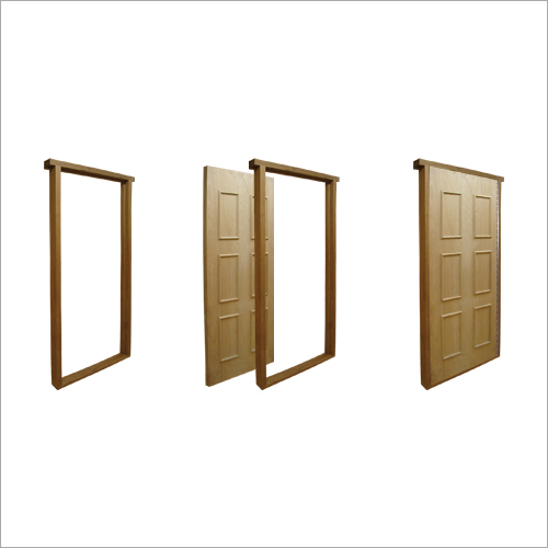 Wooden Door Frame