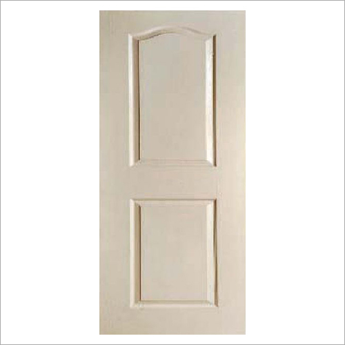 2 Panel Fire Retardant Door