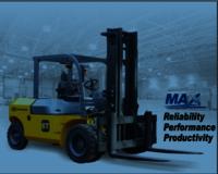 6 Ton Diesel Forklift Om Voltas