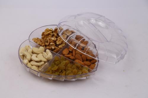 LEAF - PLASTIC DRYFRUIT BOX