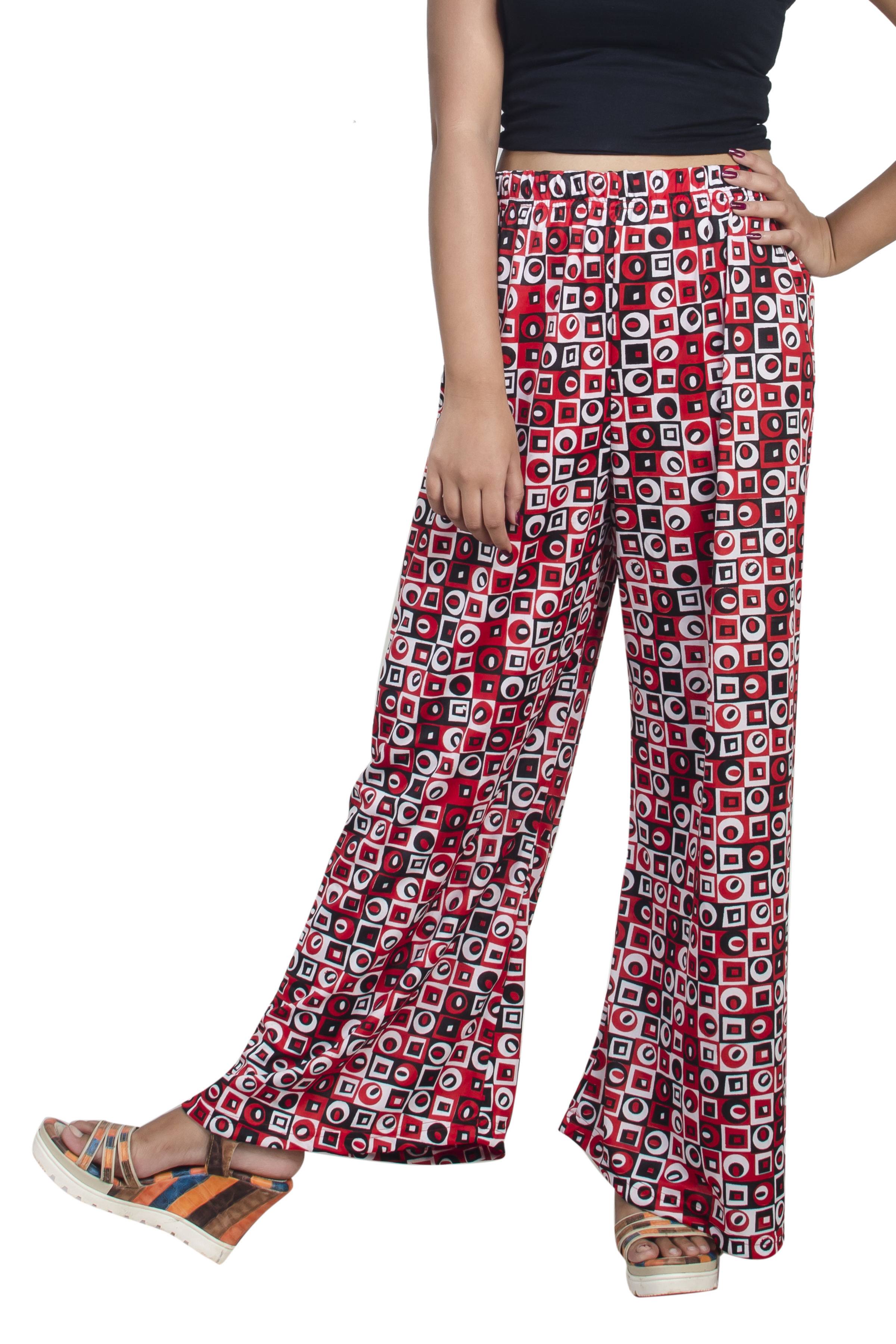 Special Print Palazzo