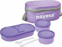 Nayasa Duplex Lunch Box
