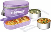 Nayasa Duplex Deluxe Lunch Box