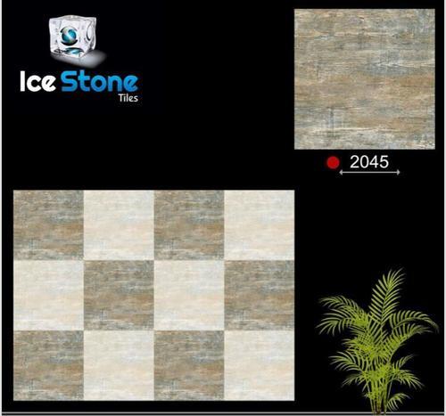 400 MM X 400 MM Brown Digital Parking Tiles
