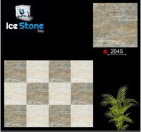 400 MM X 400 MM Brown Digital Parking Tiles