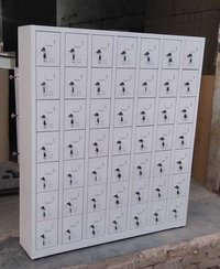 Mild Steel Mobile Locker