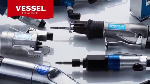 Vessel Pneumatic Screw Driver
