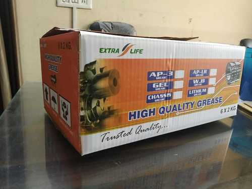 LUBRICANT AND GREASE PACKING BOX