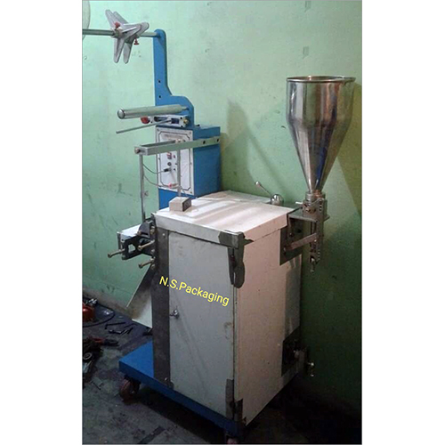 Liquid Filling Pouch Machine