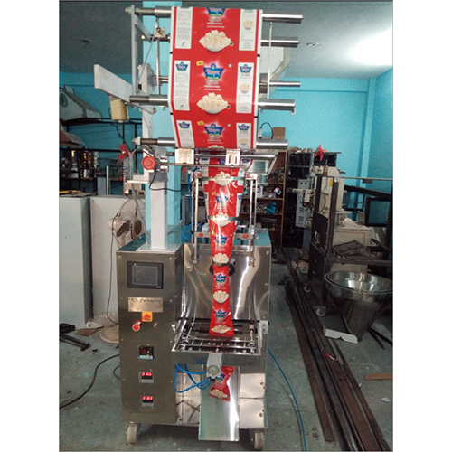 Semi Automatic Popcorn Packing Machine