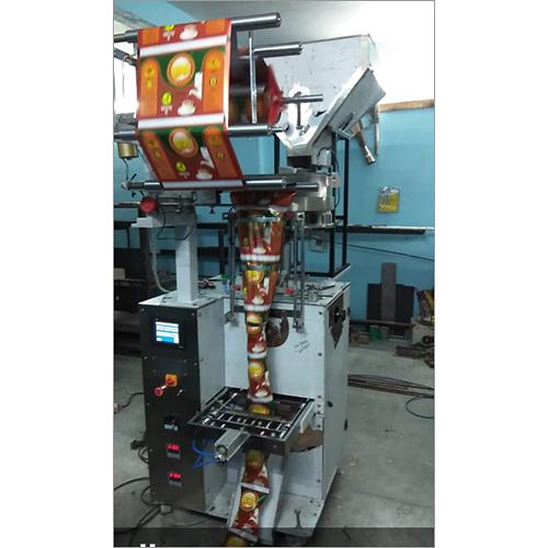 Semi Automatic Tea Pouch Packing Machine