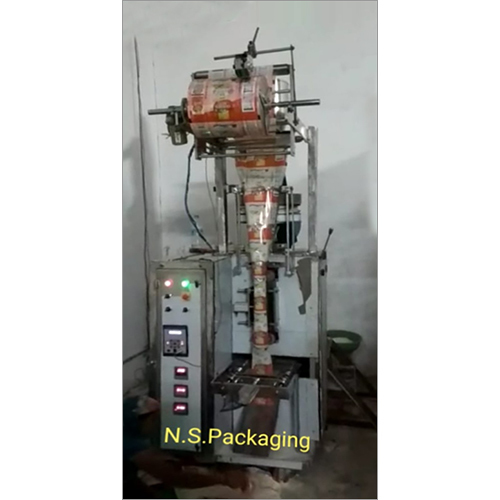 Suji Pouch Packing Machine
