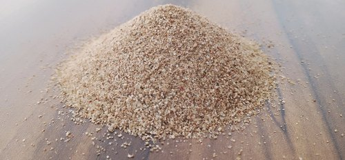 Power Natural River Sand For Construction Industries