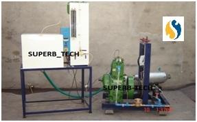 SINGLE CYLINDER FOUR STROKE PETROL ENGINE TEST RIG