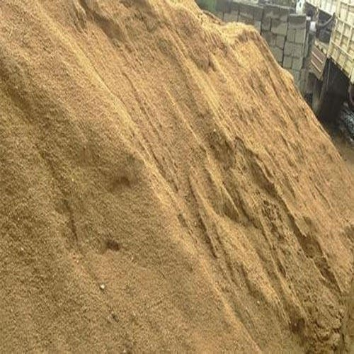 Brown Yamuna River Sand, for Construction