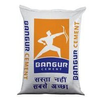 BANGUR CEMENT, Cement Grade: Grade 53, Packaging Size: 50kg