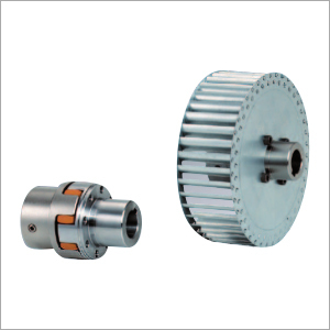 FNN With Fan Torosion Flexible Coupling