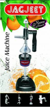 JAGJEET Hand Press Juicer