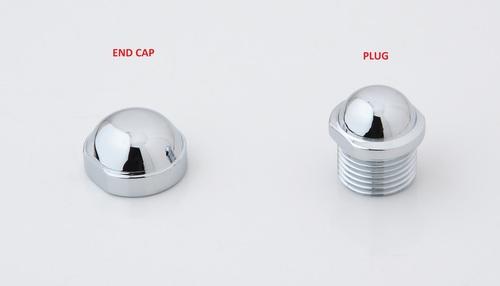 C.P. Plug & End Cap