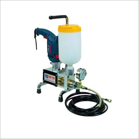 Single Line Grouting Pump
