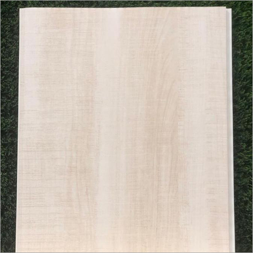 6mm X 250mm Without Groove Flat Light Door Panel