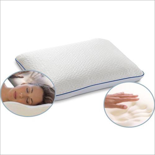 Cotton Memory Foam Pillow