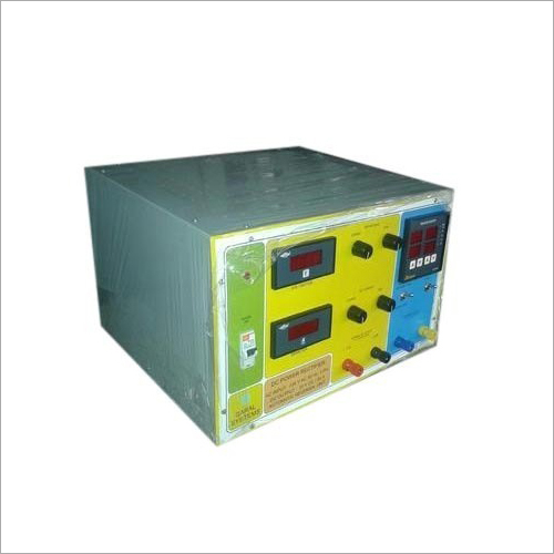 Pulse Electroplating Rectifier