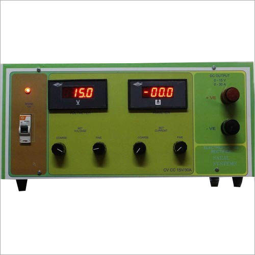 Industrial Cvcc Power Rectifier