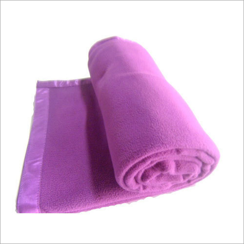Royal-Plain Antilill Fleece Blanket