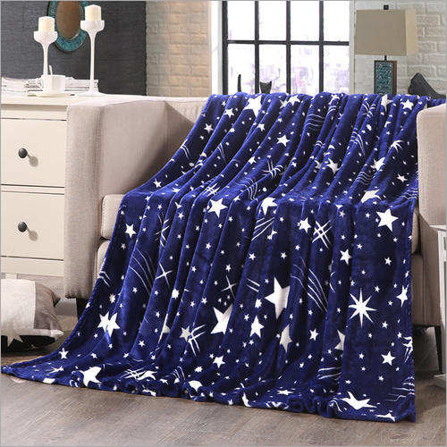 Polyester Printed Blanket