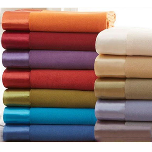 Plain Fleece Blanket
