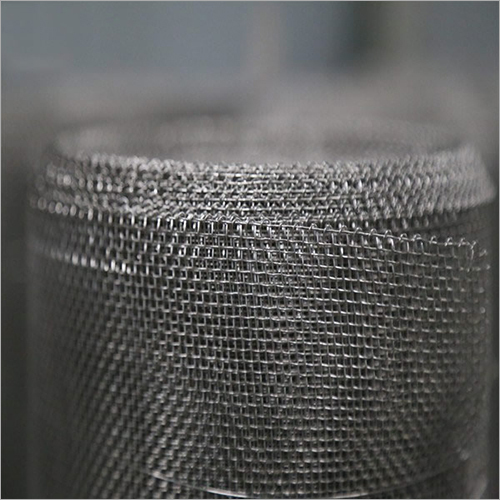 Low Carbon Steel Wire Mesh
