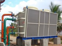 Coil Cooling Tower