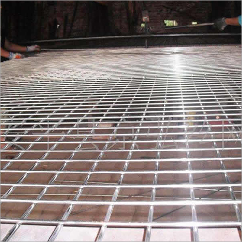 Industrial Stainless Steel Welded Mesh