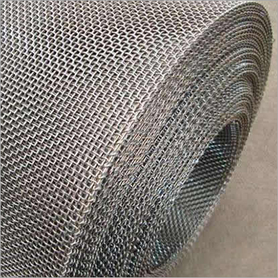 Industrial Low Carbon Steel Wire Mesh