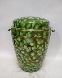 Cremation Urn For Ashes -Green
