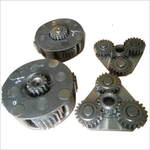 Earthmoving Machine Swing Gear