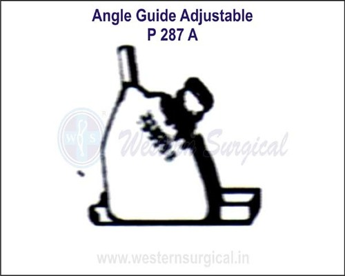 Angle Guide Adjustable