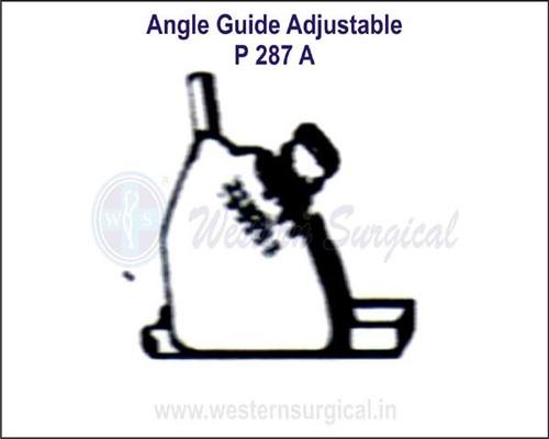 Angle Guide Adjustable