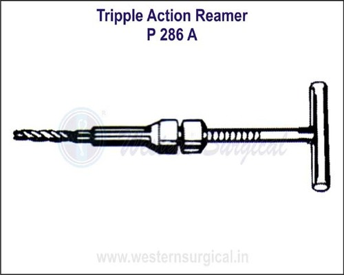 Tripple Action Reamer